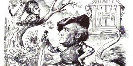 WagnerKarikatur